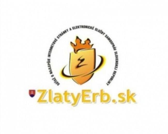 Súťaž ZlatyErb.sk 2013 slávnostne zverejnila výsledky