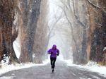 Motivujte sa behať v zime! Triky, ktoré vám v tom pomôžu