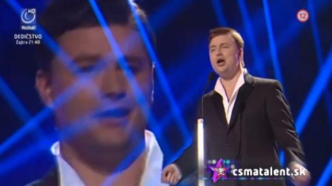 Video: Talent Miroslav Sýkora postúpil do finále