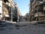 Ruské veľvyslanectvo v Sýrii sa stalo terčom útoku