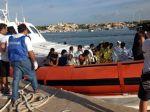 V Turecku sa potopila loď s imigrantmi, niekoľkí neprežili