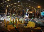 Samovražedný útok počas pohrebu si vyžiadal 12 obetí