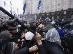 Ukrajinský premiér sa ospravedlnil za brutálny zásah polície
