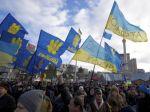 Nestupňujte politické násilie, odkázal premiér Ukrajincom