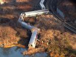 Strojvodca vlaku smrti z New Yorku pred zákrutou zaspal