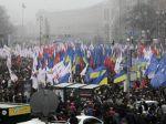 Uvaľte sankcie na Janukovyča, žiada Tymošenková západ