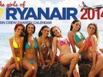 Súd pre sexizmus zakázal kalendár letušiek Ryanairu v plavkách