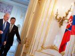 Prezident Gašparovič prezradil, koho podporí vo voľbách