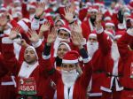 Ulicami Madridu bežalo viac ako 6000 Santov a elfov