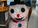 Foto: Ako spraviť snehuliaka bez snehu