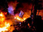 Ukrajina je na pokraji občianskej vojny, tvrdí exprezident