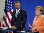 Merkelová tvrdí, že sa s USA vo veci odpočúvania rozchádzajú