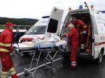 V Trnave havaroval minibus, pri nehode sa zranilo sedem ľudí
