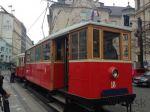 DPB si dnes pripomenul sto rokov Viedenskej električky