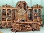 Ceausescov luxusný nábytok je na predaj