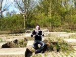 Video: Zaujímavá optická ilúzia s kruhmi