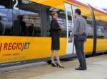 Vlaky RegioJet majú jazdiť aj z Bratislavy do Košíc