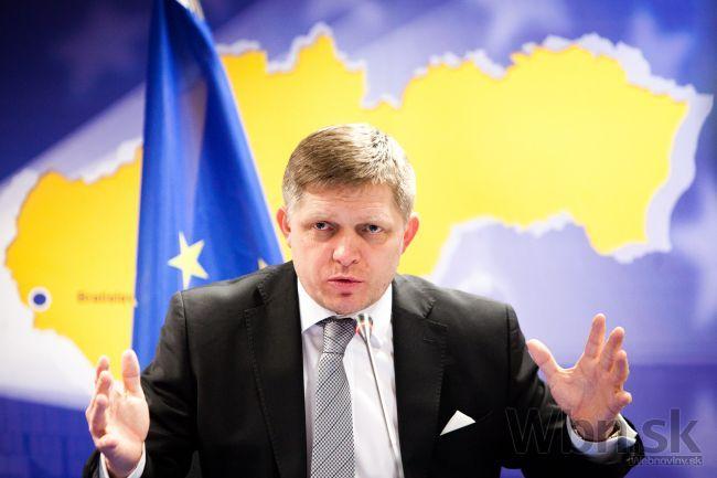 Bez eurofondov by Slovensko neprežilo, myslí si Robert Fico