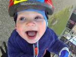 Video: Detská radosť z hojdačky