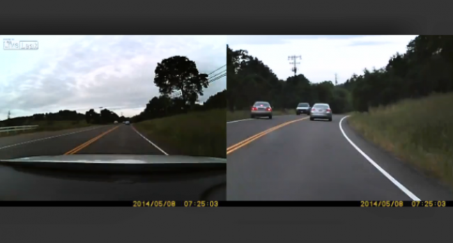 Video: Karma platí aj na ceste