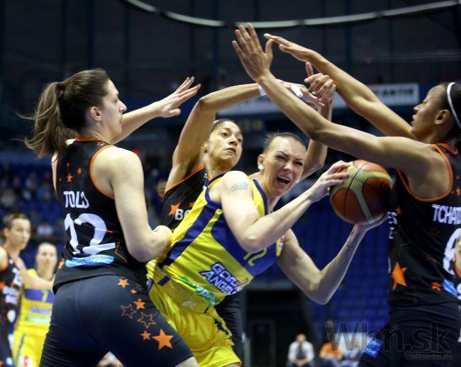 Good Angels zabojujú v Eurolige aj proti trénerke Hejkovej