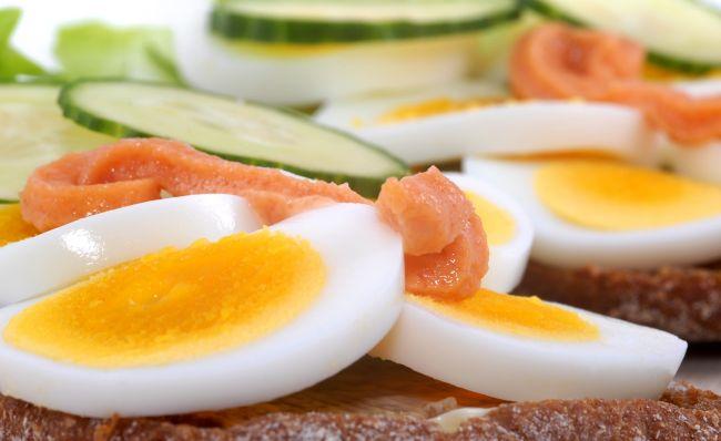 Pevné svaly a energia: Vysokoproteínové raňajky
