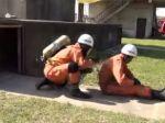 Video: Keď súťažia japonskí záchranári