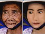 Video: Zo storočnej mladá žena alebo čo dokáže Photoshop