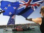 Novozélanďania chcú novú štátnu vlajku, budú o nej hlasovať
