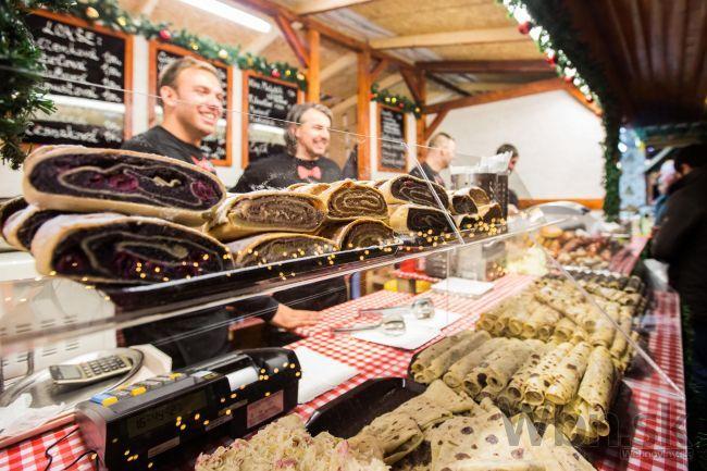 Vianočné trhy budú v Bratislave aj pod rozhlasovou pyramídou