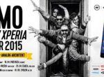 AMO SONY XPERIA TOUR 2015 štartuje už tento piatok