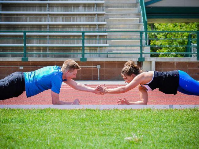 Päť dôvodov, prečo cvičiť dosku - plank