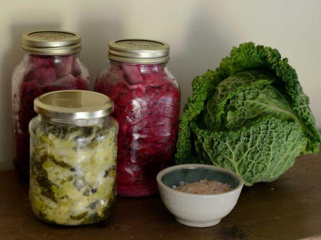 Sedem fermentovaných potravín proti depresii a úzkosti