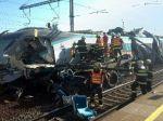 Dvaja mŕtvi, množstvo zranených: V Česku sa vlak zrazil s kamiónom