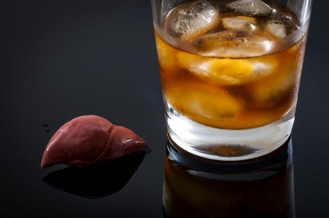 Ako sa stravovať, ak je pečeň poškodená od alkoholu?