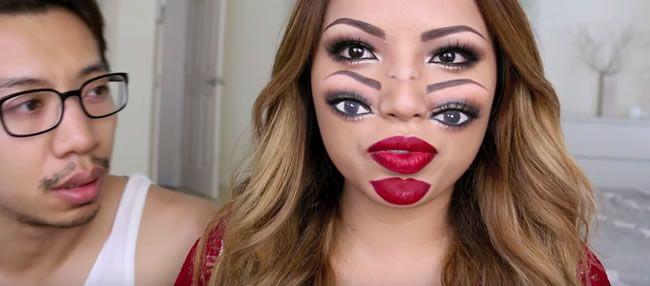 Video: Vytvorte ilúziu s pomocou make-upu