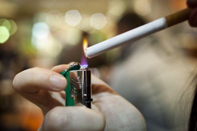 Vrah fajčenie