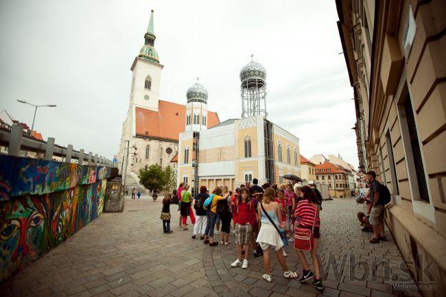 V centre Bratislavy zrejme opäť vyrastie židovská synagóga