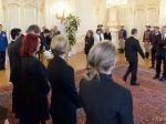 Prezident vymenoval 17 nových sudcov bez časového obmedzenia