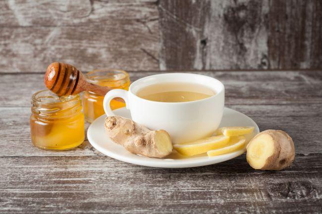 Zdravý zázvorový čaj - Bojuje s rakovinou a respiračnými ochoreniami