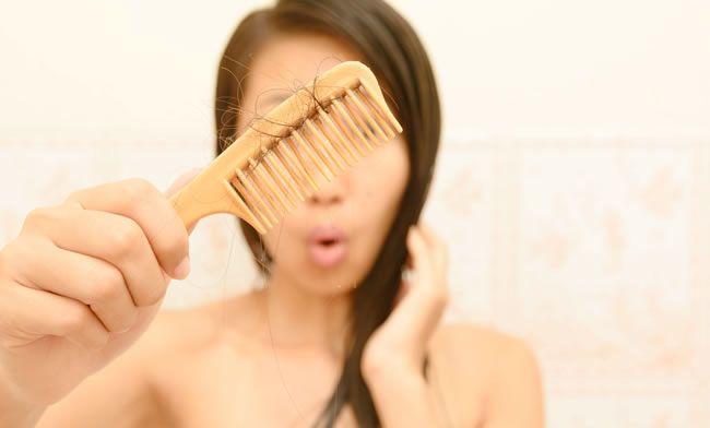 Najlepšie suroviny proti vypadávaniu vlasov