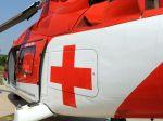 Zranené lyžiarky previezli leteckí záchranári do nemocnice