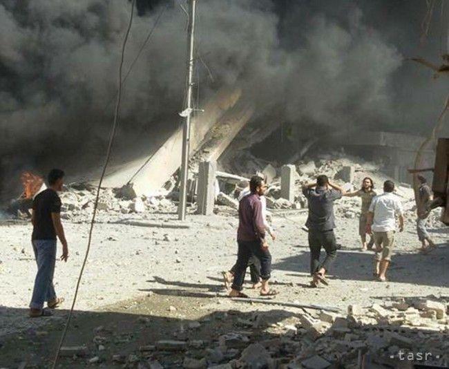 Sýrsky lekár: V Sýrii nie je opozícia, vojnu vyvolali cudzie krajiny