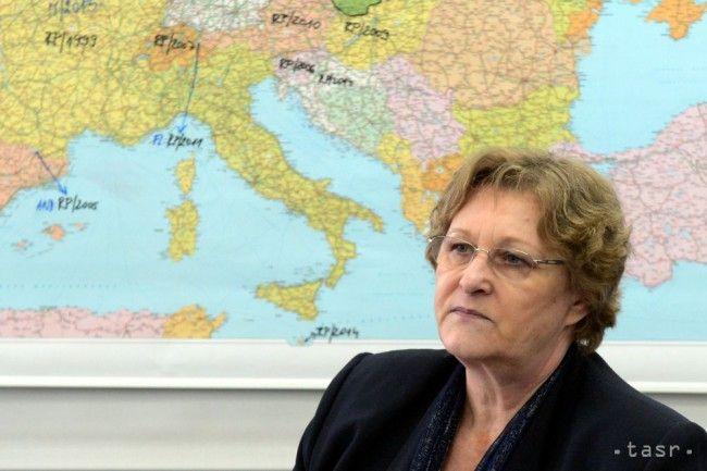 Študenti sa pýtajú Dubovcovej, prečo nemôžeme Rómov poslať na ostrov