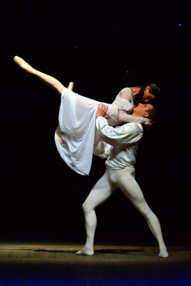 Balet Romeo a Júlia od Sergeja Prokofieva v sprievode ČNSO