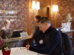 Bryan Adams bol ubytovaný v Grand Hoteli Kempinski High Tatras