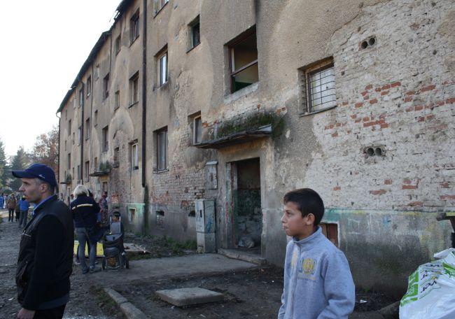 f402c0fb3 BÁNOVCE NAD BEBRAVOU: Obyvatelia domov na ulici K nemocnici sa musia  vysťahovať