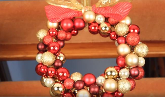 d03428eb9 Video: Ako si jednoducho vyrobiť krásny vianočný veniec? | Info.sk