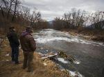 SHMÚ varuje pred stúpajúcou hladinou riek
