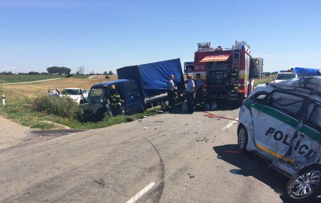 Dvaja policajti prišli o život pri dopravnej nehode